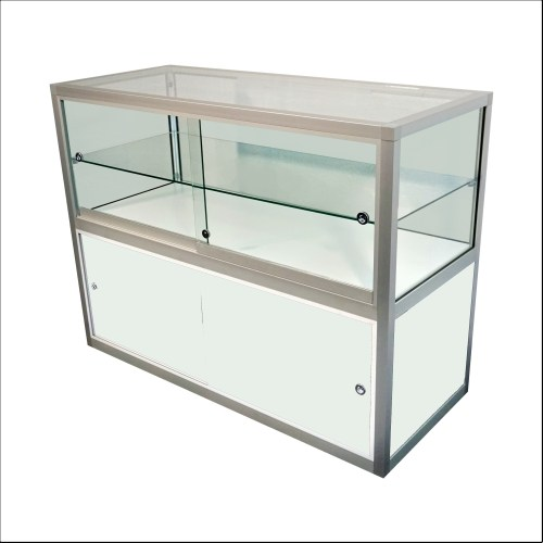 2 Glass Display Cabinet 2