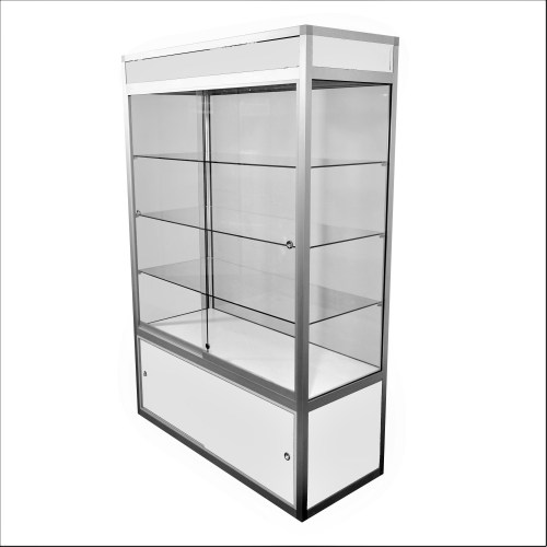 2 Glass Display Cabinet