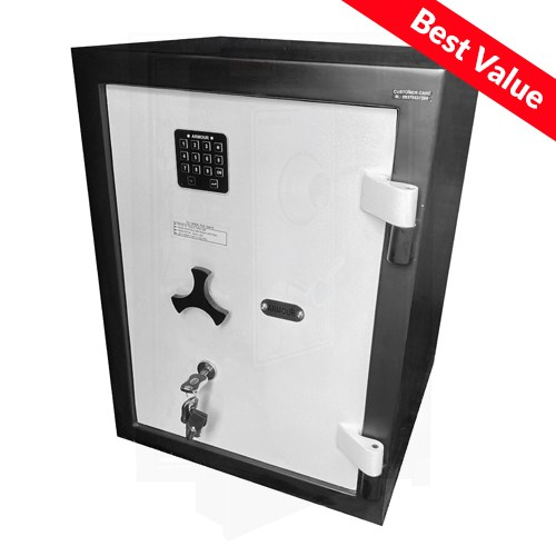 Commercial Safe Dual Lock Fire Rated4