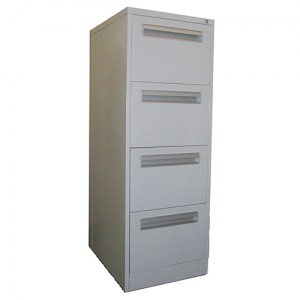 Compact 4 Drawer Filing Cabinet