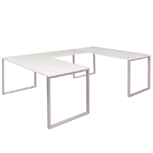 Express-Lair-Open-U-Shaped-Desk-Right-Handed-Return-White-4-Colors-600x600
