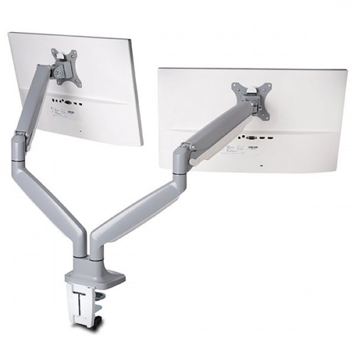 KENSINGTON SMARTFIT ONE TOUCH ADJUST DUAL MONITOR ARM
