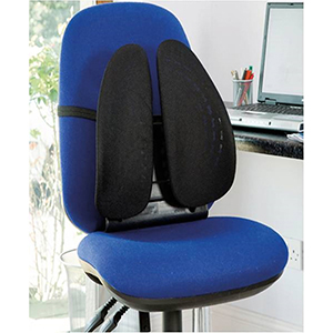 Kensington Smartfit Conform Back Support