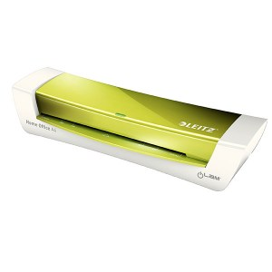 LEITZ LAMINATOR ILAM A4 HOME OFFICE GREEN9