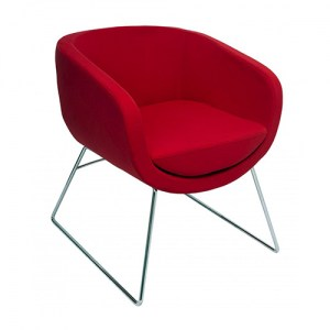 Soho Cube Arm Chair