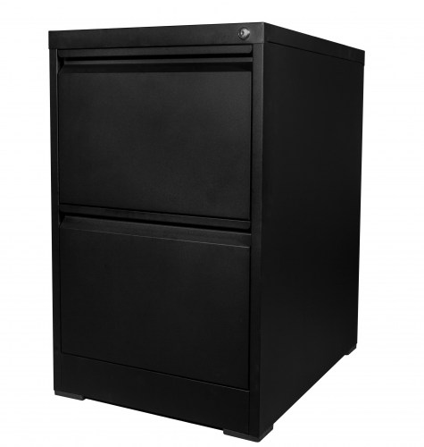 Stout_Black_2Drawer