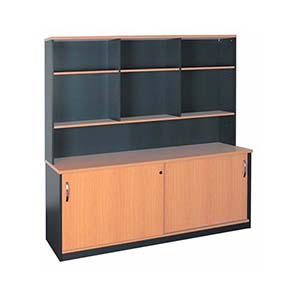 new_1800_Orion Hutch Desk Credenza_beech